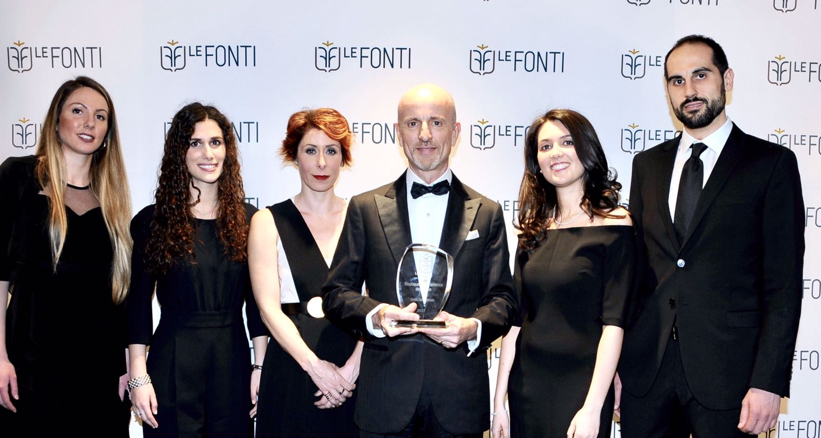 "La boutique legale Donativi & Associat vince il premio ""Le Fonti Awards 2017"""